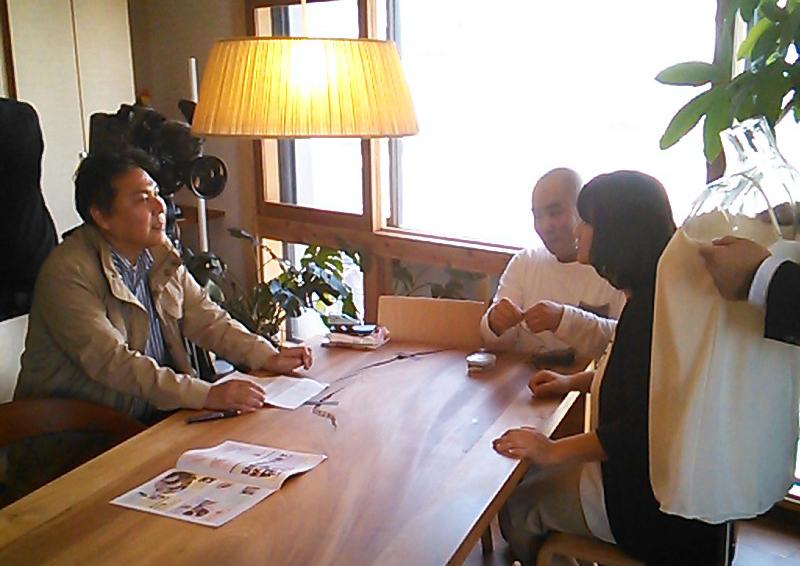 【TV出演情報】11月29日サンテレビ「キラリけいざい」でエリアマイスターを取り上げていただきました!