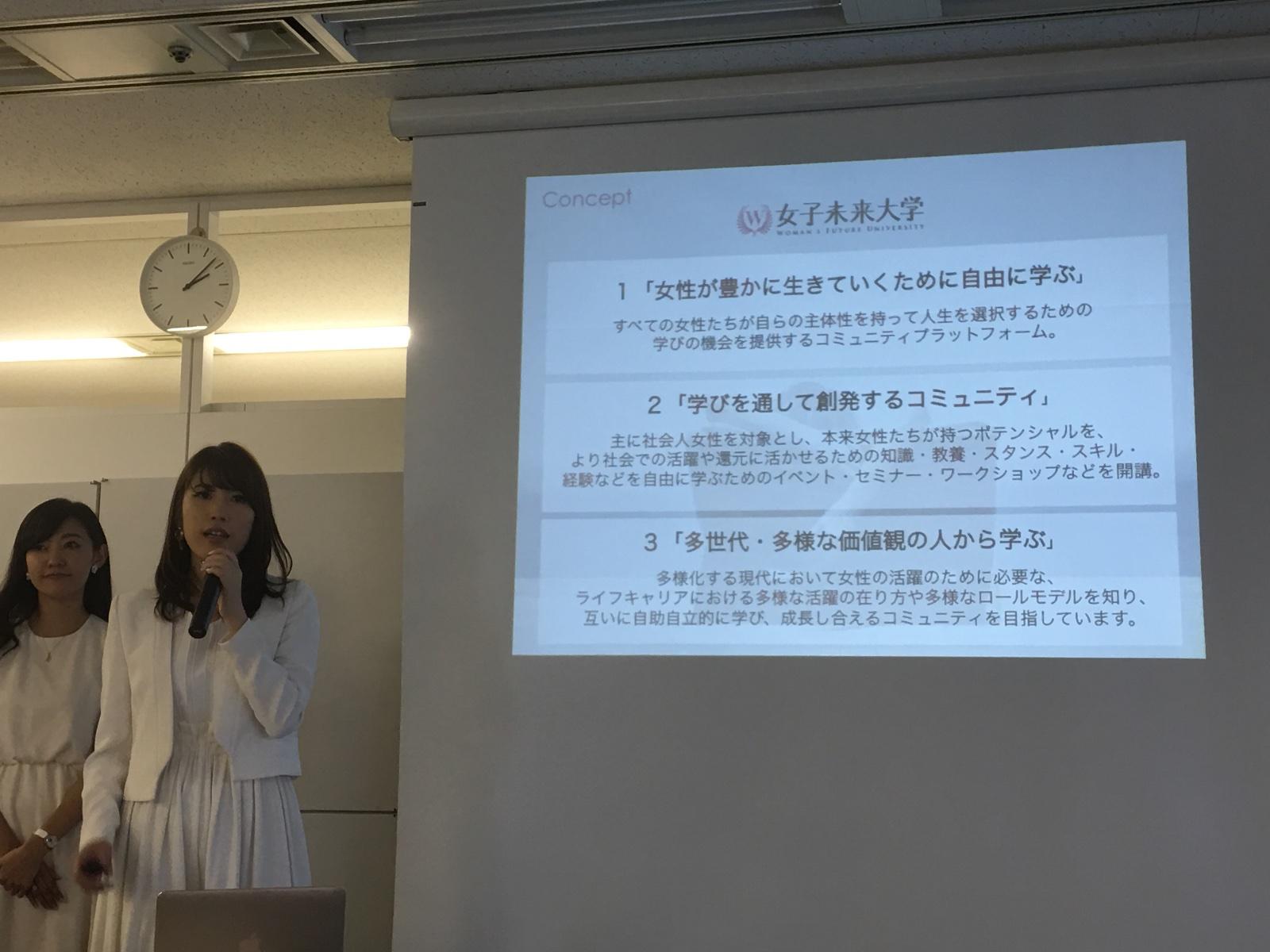 私たちが目指す「女性の未来」って?~女子未来大学関西ローンチイベントに参加してきました!