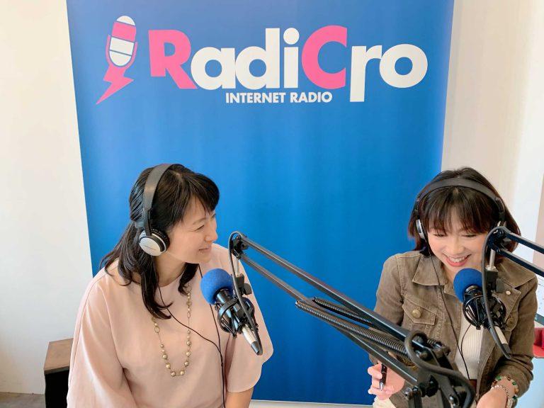 インターネットラジオRadiCroの「関西ビジネスステーション」に出演させていただきました。